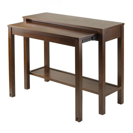 94842 table console extensible brandon for Table circulaire extensible