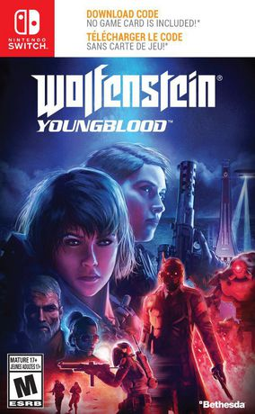 Wolfenstein: Youngblood  (Nintendo Switch) - image 1 of 7