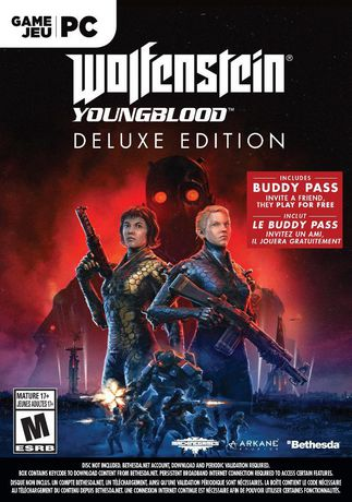 Wolfenstein: Youngblood Deluxe Edition (PC) - image 1 of 9
