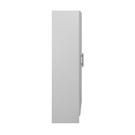 "Prepac Elite 32"" Storage Cabinet - Light Gray - image 5 of 9"