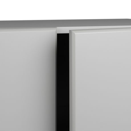 "Prepac Elite 32"" Storage Cabinet - Light Gray - image 6 of 9"