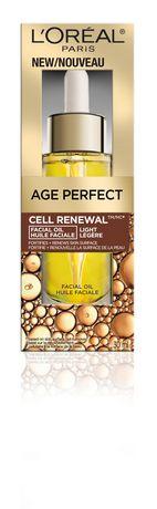 L'Oreal Paris L'Oréal Paris Age Perfect® Cell Renewal Facial Oil - image 1 of 1