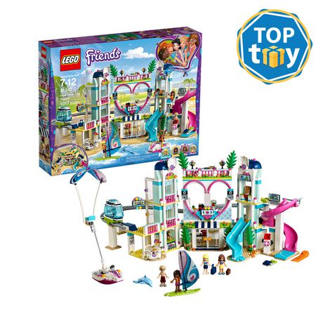 Lego Friends Heartlake City Resort 41347 Top 25 Toy Walmart