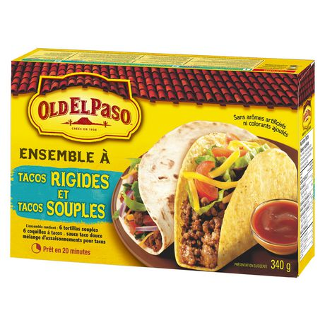 Old El Paso Hard And Soft Taco Dinner Kit - image 9 of 9
