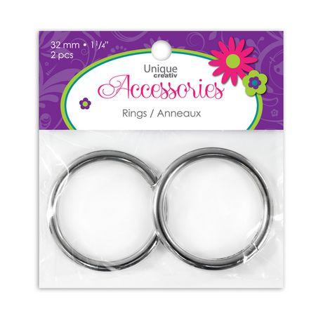 """Unique Creativ Accessories Rings 1"""" - image 1 of 2"""