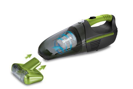 shark pet perfect ii cordless handheld vacuum cleaner