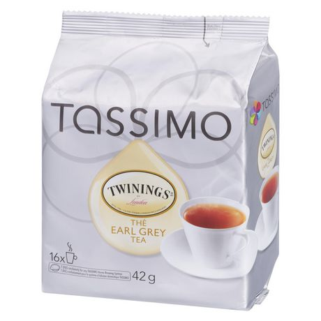 Tassimo Twinings Earl Grey Tea Single Serve T-Discs - image 3 of 3