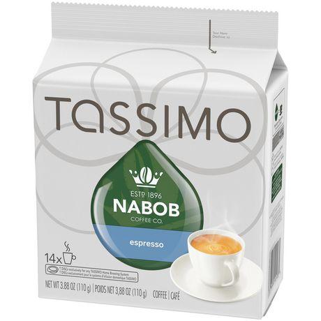 Disques individuels T DISC de café espresso Nabob Tassimo - image 3 de 5