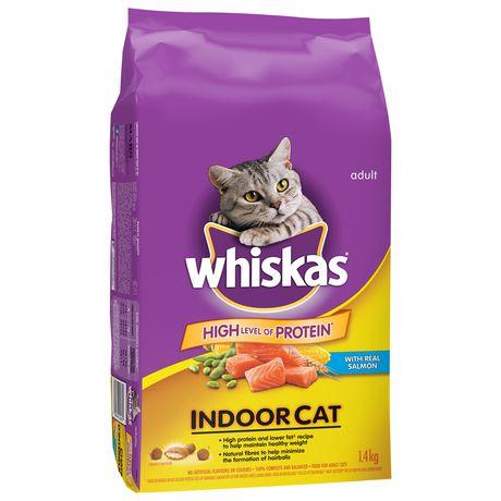 Nourriture Whiskas 1,4kg pour chats d'intérieur - image 1 de 1