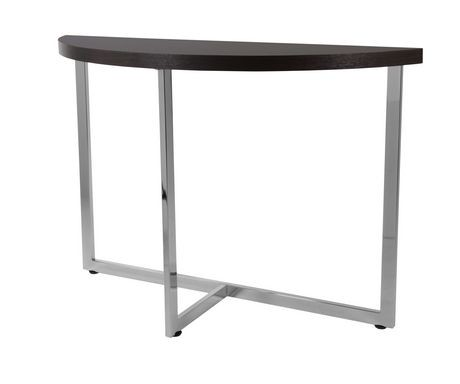 monarch specialties inc monarch specialties console table | walmart