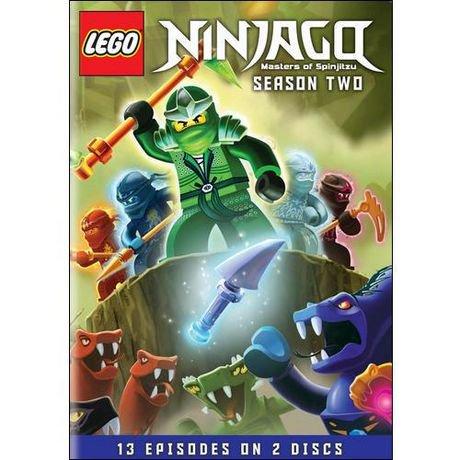 LEGO Ninjago: Masters Of Spinjitzu - Season Two | Walmart Canada