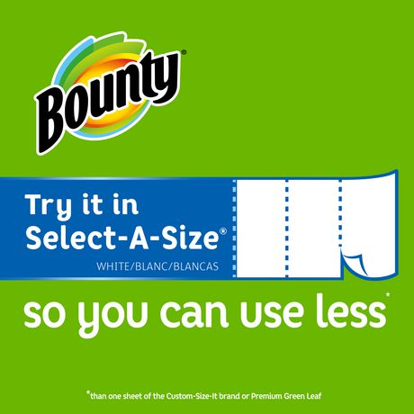 Bounty Paper Towels, White - image 5 of 6