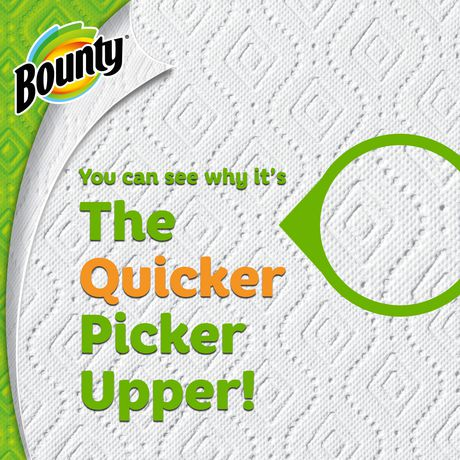 Bounty Paper Towels, White - image 4 of 6