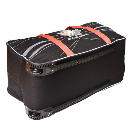 Carry your hockey equipment with ease with a hockey bag with wheels from Pure Hockey. Shop for youth, junior, senior, and intermediate player roller bags in a variety of styles from all the top brands like Bauer, CCM, Easton, Graf, Grit, Mission, and more.