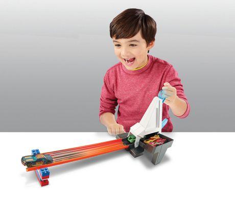 Hot Wheels Track Builder système Tour de briques Mega CONSTRUX Creative Kids Toys