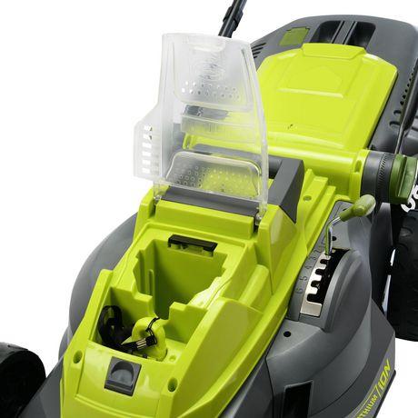 Sun Joe iON16LM Cordless Lawn Mower, 16 inch, 40V, Brushless Motor - image 4 of 9