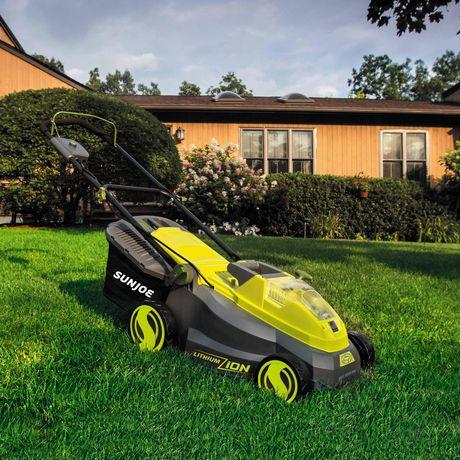 Sun Joe iON16LM Cordless Lawn Mower, 16 inch, 40V, Brushless Motor - image 9 of 9
