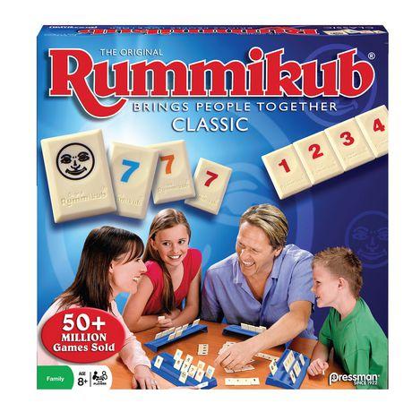 Pressman Toys Pressman Toys Rummikub Original Edition English