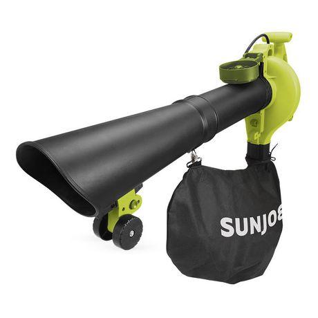Sun Joe SBJ605E 3-in-1 Electric Blower | 250 MPH | 14 Amp | Vacuum | Mulcher - image 1 of 9