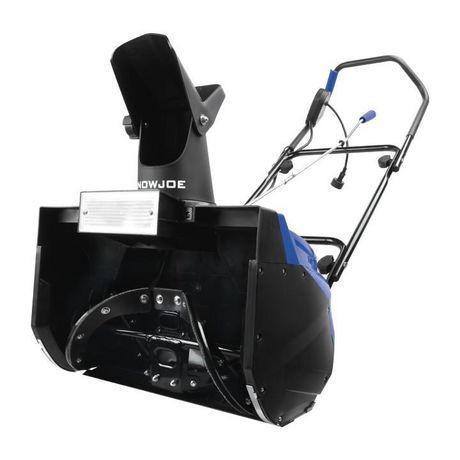 Snow Joe SJ621 Electric Single Stage Snow Thrower | 18-Inch | 13.5 Amp Motor | Headlights - image 1 of 9