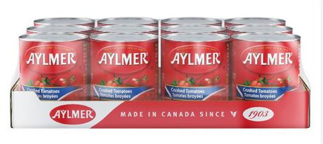 Aylmer Tomatoes Crushed - Case Pack - image 1 of 2
