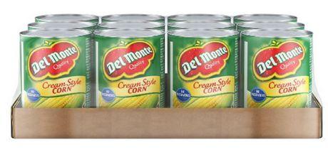 Del Monte Corn Cream Style Case Pack - image 1 of 2