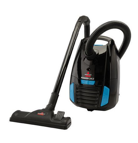 BISSELL Powerforce Bagged Canister Vacuum Cleaner - image 2 of 4