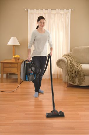 BISSELL Powerforce Bagged Canister Vacuum Cleaner - image 4 of 4