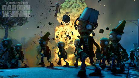 Plants VS Zombies Garden Warfare (Xbox 360) - image 4 of 6