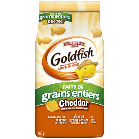 Goldfish Whole Grain Crackers - image 2 of 2