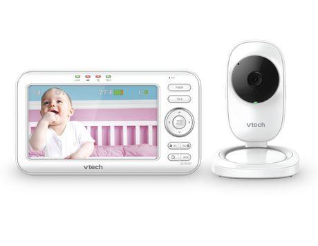 VTech VM5251 - Moniteur couleur vidéo et audio - image 1 de 8