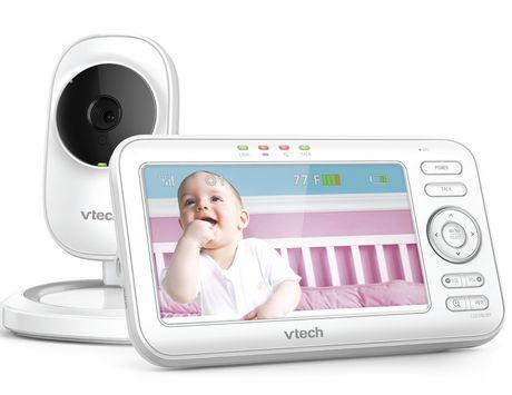 VTech VM5251 - Moniteur couleur vidéo et audio - image 8 de 8