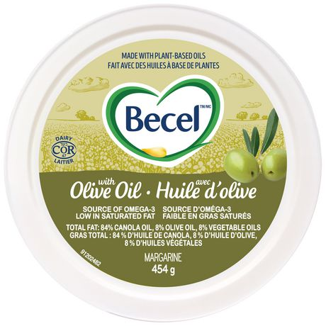 Becel® Olive Oil Margarine - image 2 of 4