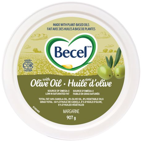 Becel® Olive Oil Margarine - image 2 of 4
