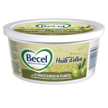 Becel® Olive Oil Margarine - image 3 of 4