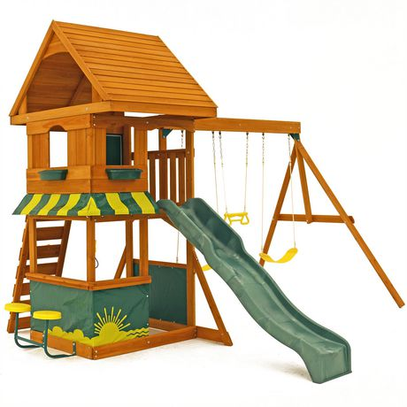 Big Backyard Magnolia Play Set - F23290 | Walmart Canada