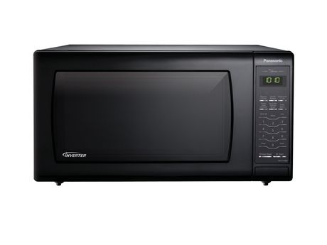 Panasonic 1 6 Cu Ft Genius Inverter Microwave Oven