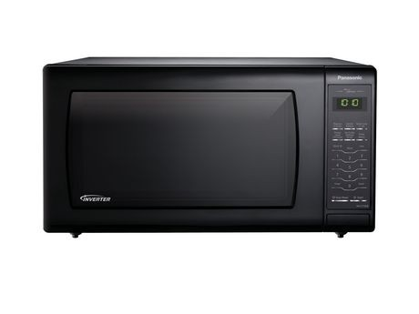 Panasonic 1 6 Cu Ft Genius Inverter Microwave Oven
