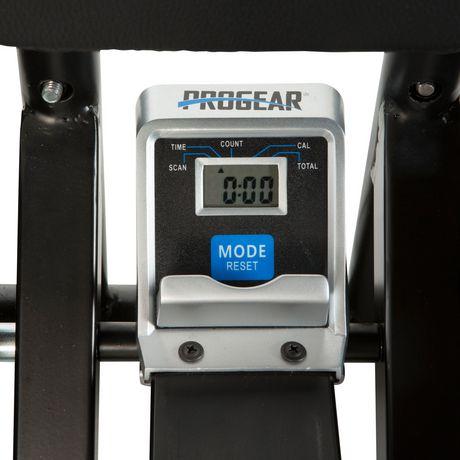 Rameur PROGEAR 750 avec options supplémentaires multi-exercices - image 6 de 9