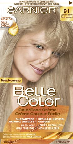 1 - Belle Color Blond Cendr