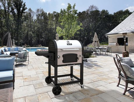 Dyna-Glo DGN486SNC-D Large Premium Charcoal Grill - image 2 of 6