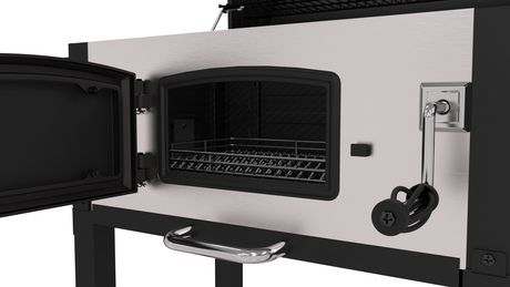 Dyna-Glo DGN486SNC-D Large Premium Charcoal Grill - image 3 of 6