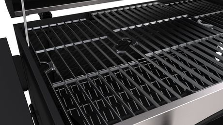 Dyna-Glo DGN486SNC-D Large Premium Charcoal Grill - image 5 of 6
