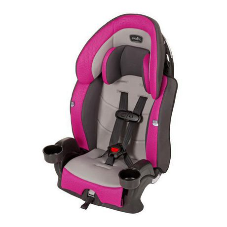 Evenflo Chase Plus Harness Booster Car Seat - image 2 of 9