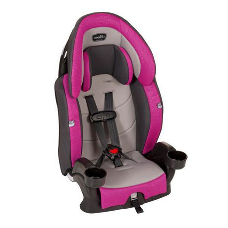 Evenflo Chase Plus Harness Booster Car Seat - image 3 of 9