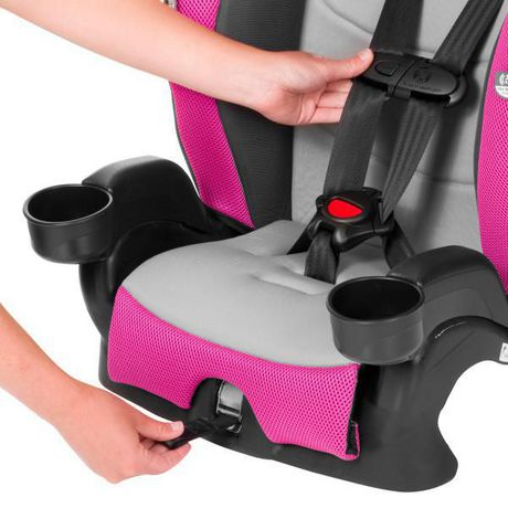 Evenflo Chase Plus Harness Booster Car Seat - image 6 of 9