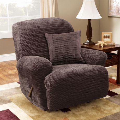 Housse extensible Royal Diamond pour fauteuil inclinable par Sure Fit - image 2 de 3