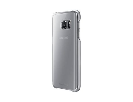 the latest 54145 ac355 Samsung Galaxy S7 Clear Cover, Black