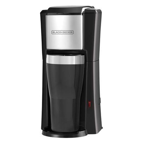 Black + Decker Black & Decker Single-Serve Coffeemaker- CM618C - image 1 of 6