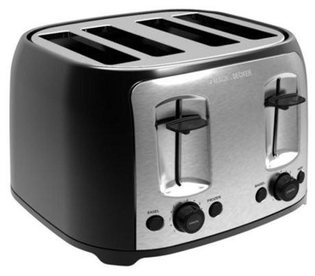 black decker 4 slice toaster walmart canada. Black Bedroom Furniture Sets. Home Design Ideas